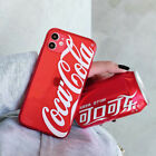 Fluorescent Coca-Cola iPhone Case Cover For For iPhone 11 Pro Max XR XS 8 7 Plus $3.49  on eBay