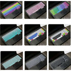 Keyboard High invisible Protector Skin Cover Fit For HP 15.6 inch Laptop_gu