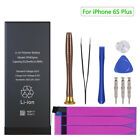 High-Capacity Internal Battery For Apple iPhone 6s Plus 3510mAh 0 Cycle + Tools