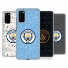 OFFICIAL MANCHESTER CITY MAN CITY FC 2020/21 BADGE KIT CASE FOR SAMSUNG PHONES 1