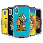 SCOOBY-DOO MYSTERY INC. BLACK WATER RESISTANT CASE FOR APPLE iPHONE PHONES