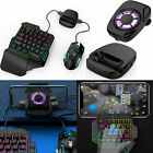 PUBG Mobile Gamepad Controller Keyboard Mouse Converter  Holder for Android IOS