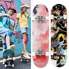 """NEW 31""""x8"""" Skateboard Young Adults Retro Complete Deck CRUISER Skater Wood Board image"""