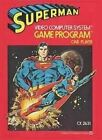 Superman - Atari 2600 Game Authentic