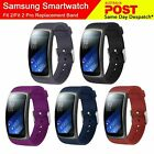 Samsung Smart Wristband Gear Fit 2 Pro/fit2 Band Sport Silicone Wrist Strap