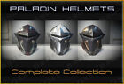 Star Citizen Armor - Paladin Savior Helmets (Multiple Choices)