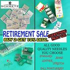 'Domestic Sewing Machine Needles Fit Brother Janome,singer,elna,toyota,etc.