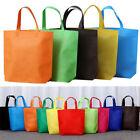 32*38/36*45cm Eco Reusable Shopping Bags Grocery Storage Shoulder Tote Non-woven