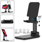 Adjustable Cell Phone Tablet Desktop Folding Stand Desk Mount Holder Universal