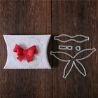 3D Bow Frame Metal Cutting Dies Stencils For DIY Scrapbooking Christmas Greeting