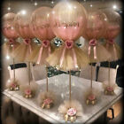 Balloon Stand Base Tube Sets Column Balloon Stick Home Decoration Accessories Uk