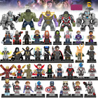 Marvel Super Heros Avengers Endgame Minifigure Thanos Venom Deadpool DC Figure