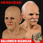 Kyпить Latex Old Man Mask Male Disguise Cosplay Costume Halloween Party Realistic Masks на еВаy.соm