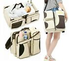 Baby Portable Crib Newborn Bed Stroller Bag Infant Cradle Bags Nappy Backpack