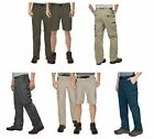 NEW!!! BC Clothing Mens Lightweight Convertible Stretch Cargo Pants&Shorts