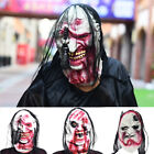 Zombie Halloween Mask Scary Creepy Masks Horror Costume Cosplay Rave Party Props