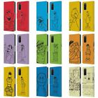 SESAME STREET VINTAGE NOSTALGIA LINE ART LEATHER BOOK CASE FOR SAMSUNG PHONES 1