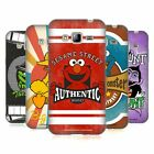 OFFICIAL SESAME STREET VINTAGE NOSTALGIA SOFT GEL CASE FOR SAMSUNG PHONES 3