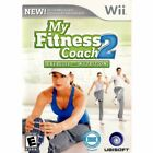 My Fitness Coach 2 Exercise and Nutrition - Original Nintendo Wii game