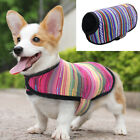 Small Medium Winter Dog Coat Jacket Vest Fleece Warm Pet Clothes French Bulldog