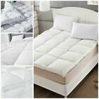 Microfiber Luxury 5cm &10cm & 3D Thick Soft Mattress Topper All Sizes Hot Sale