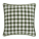 Kate Aurora Living 2 Pack Country Farmhouse Pillow Covers - Assorted Colors