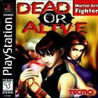 Dead or Alive - Original Sony PS1 Game