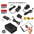 Accessory kit for Raspberry Pi 4 Model B 3.5 inch display case heart sink
