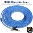 USB 2.0 Extension Cable AMAF Extension Cord for USB Keyboard,Mouse,Flash Drive