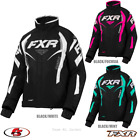 New 2021 FXR WOMEN'S TEAM RL Snowmobile JACKET Black/White Fuchsia Fast
