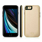 Portable Power Bank Back Pack Battery Charger Case Cover For iPhone 7 8P SE2 USA