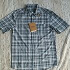 Field & Stream Deep Runner Stretch Button Up Shirt NWT