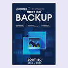 Acronis True Image 2016 - 2021 BOOT Media ISO ✔️ Official Download; for BOOT CD