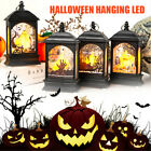 Halloween Vintage Night Light Lamp Party Hanging Home Decor LED Lanterns