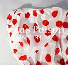 Sissy Panties Ania's Poison MENS Satin Silky Polka Dot crotchless Open Butt
