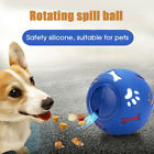 Interactive Toy Tough Treat Ball Novelty Food Dispenser Puppy Puzzle For Pet Dog