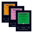 Arches Watercolor Paper Pad 9x12 (IN STOCK)