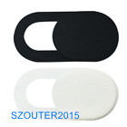 1/4/8PCS WebCam Cover Slide Camera Privacy Security Protect Sticker for Phone