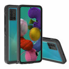 For Samsung Galaxy A51 Waterproof Snowproof Shockproof 360° Full Case Cover IP68