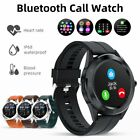 waterproof touch screen bluetooth smart watch sport wristband for iphone android