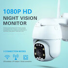 HD1080P Wireless Camera Motion Detection Two-Way Waterproof Night Vision PTZ Cam