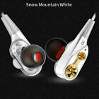 Super Bass Headphone Music In ear Stereo Headset Earphone Earbuds 3.5mm With Mic