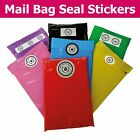 Cello Bag / Comex Mailing Bag / Postal Zip Seal Security Seal Stickers