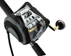 Daiwa D-Vec Tactical Clear View Electric Dendoh Power Assist Reel Cover