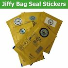 Bubble Envelope - Packaging Security Seals - Choose Your Sticker Size