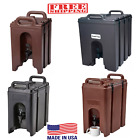 Cambro Camtainer Container Insulated Hot Cold 1 2 5 10 Gallon Choose Size Color