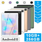 "10G RAM  256G ROM Android 11 Tablet PC 8"" Dual SIM 4G-LTE Wireless WiFi Phablet"