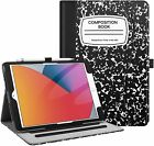 Case for iPad 10.2 Inch 8th Gen 2020 Multi-Angle Viewing Folio Stand Cover USA