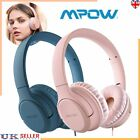 Mpow CE2 Wired Headphones HIFI On Ear Foldable Headset for Children Kids Teens