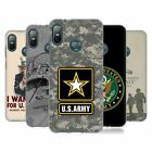 OFFICIAL U.S. ARMY KEY ART SOFT GEL CASE FOR HTC PHONES 1